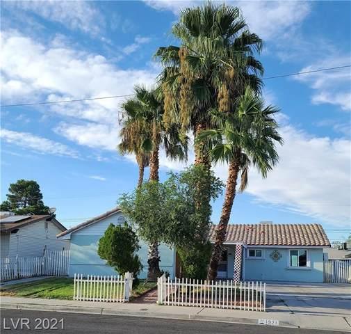 1921 Jansen Avenue, Las Vegas, NV 89101 (MLS #2335293) :: Lindstrom Radcliffe Group