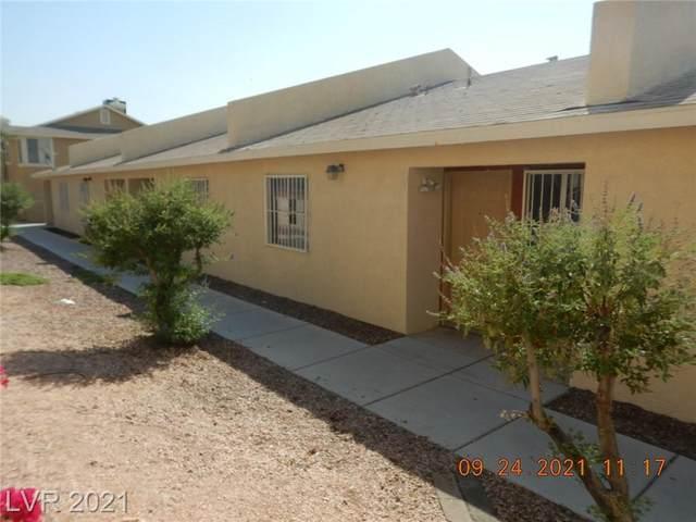3826 Soda Springs Drive, Las Vegas, NV 89115 (MLS #2335296) :: Galindo Group Real Estate