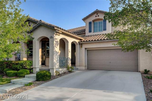 11785 Cashmere Mist Avenue, Las Vegas, NV 89138 (MLS #2335297) :: The Chris Binney Group | eXp Realty