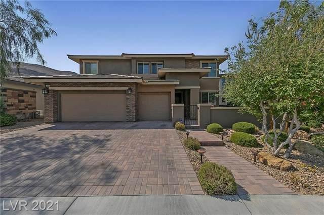 5865 Heavenly Midst Lane, Las Vegas, NV 89135 (MLS #2335300) :: Signature Real Estate Group