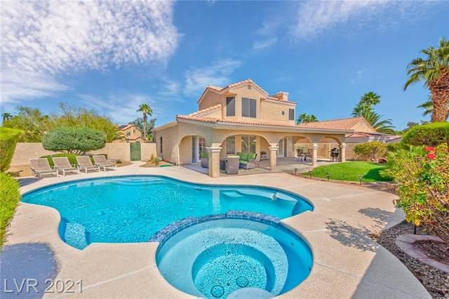 9741 Great Bend Drive, Las Vegas, NV 89117 (MLS #2335305) :: Signature Real Estate Group