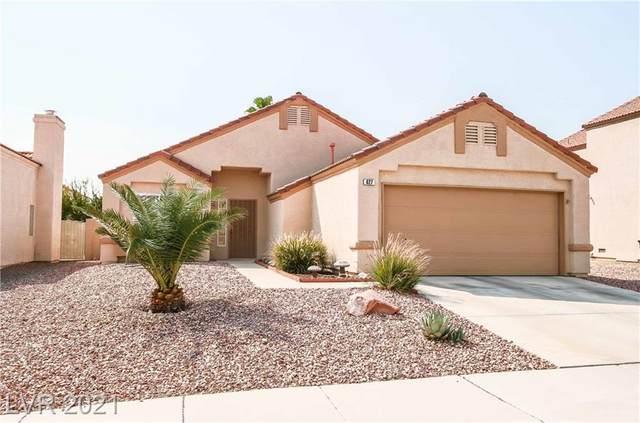 627 Zalataia Way, North Las Vegas, NV 89031 (MLS #2335310) :: The Chris Binney Group | eXp Realty