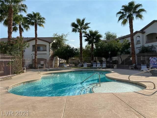 5655 E Sahara Avenue #1058, Las Vegas, NV 89142 (MLS #2335311) :: Lindstrom Radcliffe Group