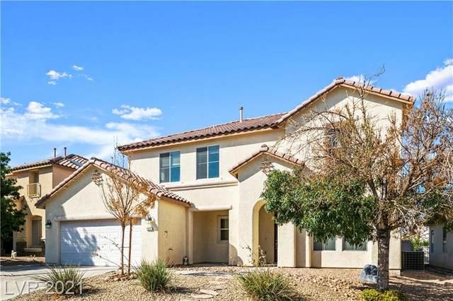 1022 Dawn Valley Drive, North Las Vegas, NV 89031 (MLS #2335312) :: The Chris Binney Group | eXp Realty