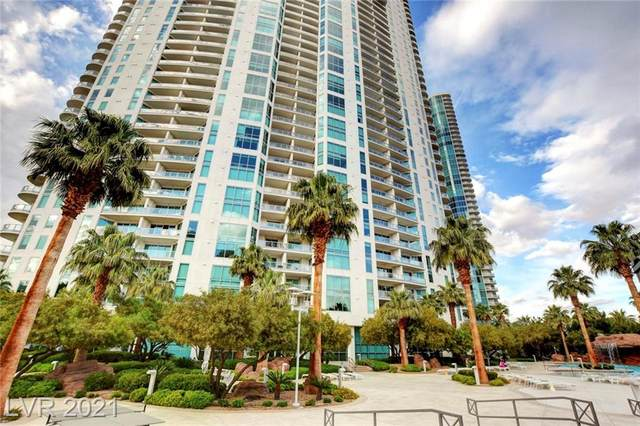 222 Karen Avenue #3003, Las Vegas, NV 89109 (MLS #2335331) :: Lindstrom Radcliffe Group
