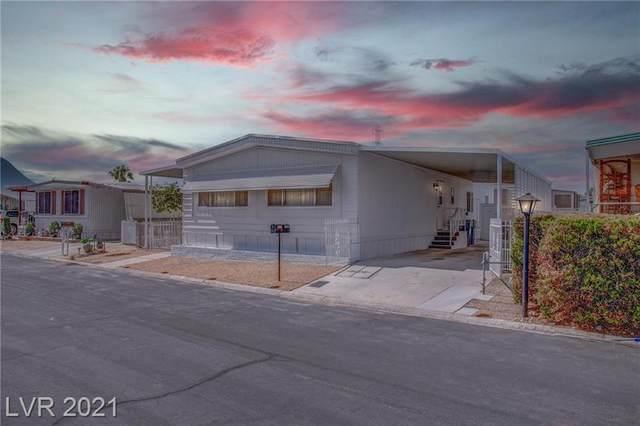 4635 W Royal Club Way, Las Vegas, NV 89103 (MLS #2335333) :: Jeffrey Sabel