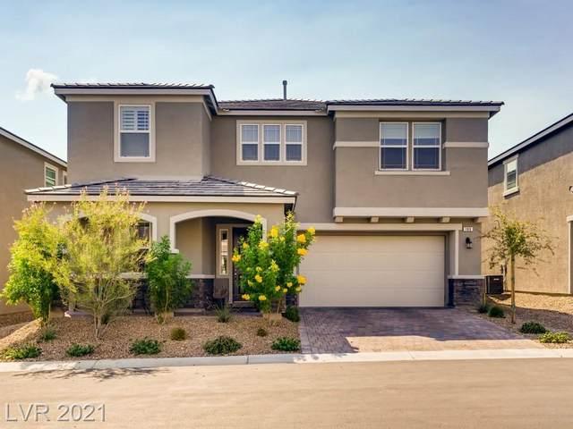 169 Ned Lagrotta Avenue, Las Vegas, NV 89183 (MLS #2335337) :: Galindo Group Real Estate