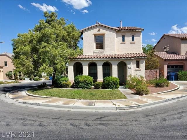 2348 Brooklyn Bridge Street, Las Vegas, NV 89135 (MLS #2335353) :: Vestuto Realty Group