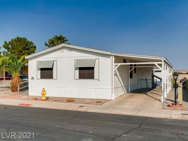 3196 Gavilan Lane, Las Vegas, NV 89122 (MLS #2335358) :: Jeffrey Sabel