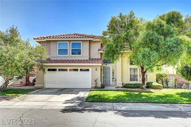 2805 Camelback Lane, Henderson, NV 89074 (MLS #2335360) :: Custom Fit Real Estate Group