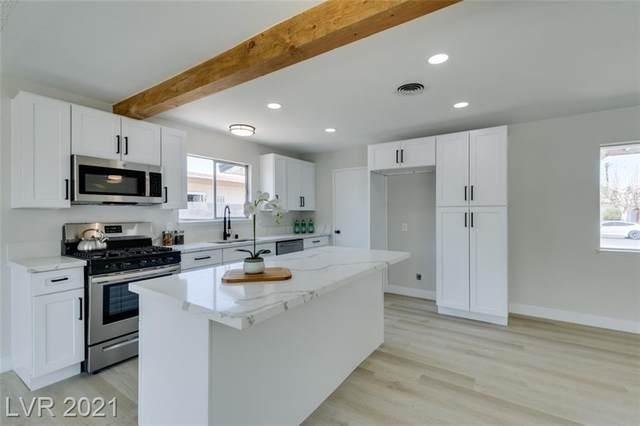 5105 Lytton Avenue, Las Vegas, NV 89146 (MLS #2335367) :: Galindo Group Real Estate
