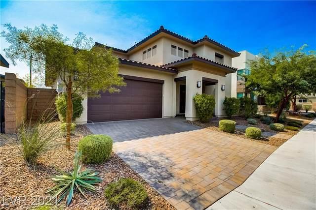 3021 Barrett Springs Avenue, Henderson, NV 89044 (MLS #2335369) :: Coldwell Banker Premier Realty