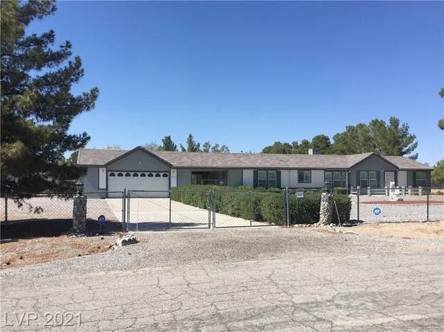 5860 Corrine Street, Pahrump, NV 89048 (MLS #2335372) :: Galindo Group Real Estate