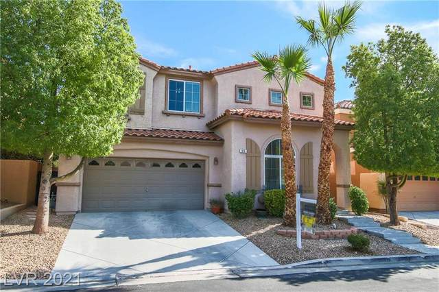 616 Delta Rio Street, Las Vegas, NV 89138 (MLS #2335388) :: Alexander-Branson Team | Realty One Group