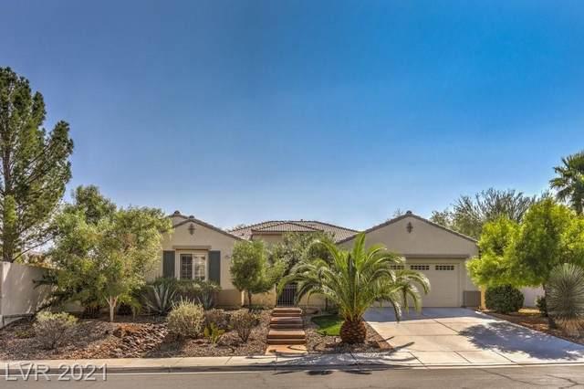9461 Bluff Ledge Avenue, Las Vegas, NV 89149 (MLS #2335391) :: Keller Williams Realty