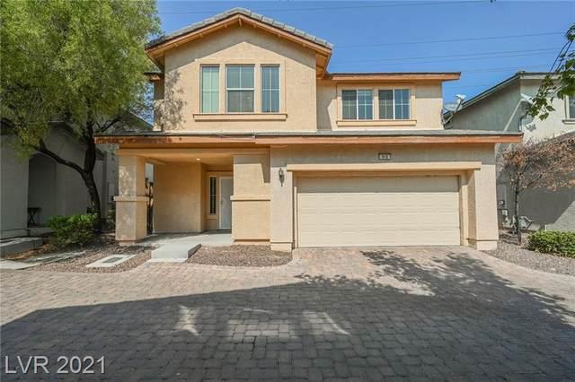 910 Appaloosa Hills Avenue, North Las Vegas, NV 89081 (MLS #2335401) :: Custom Fit Real Estate Group