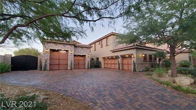 32 Vintage Canyon Street, Las Vegas, NV 89141 (MLS #2335406) :: Lindstrom Radcliffe Group