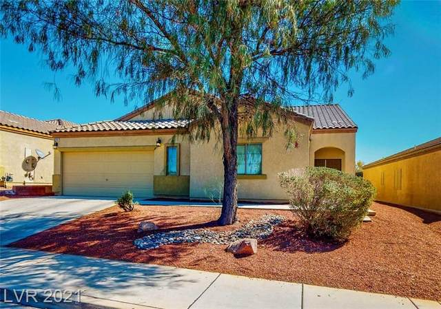 6712 Donna Street, North Las Vegas, NV 89086 (MLS #2335411) :: Lindstrom Radcliffe Group