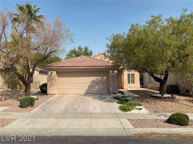 2066 High Mesa Drive, Henderson, NV 89012 (MLS #2335413) :: Galindo Group Real Estate