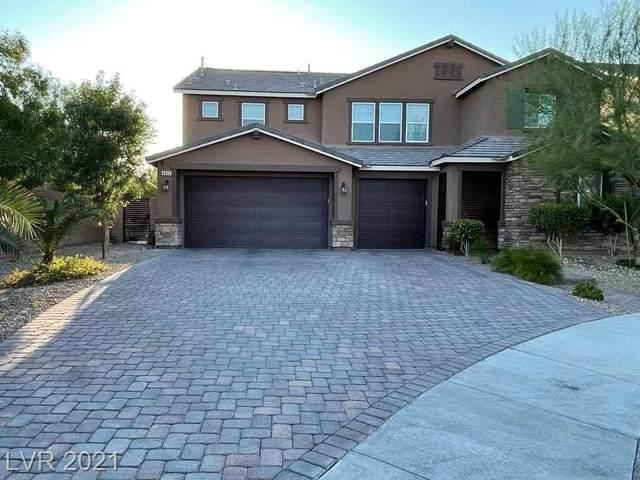 8915 Sable Falls Street, Las Vegas, NV 89131 (MLS #2335418) :: The Chris Binney Group | eXp Realty
