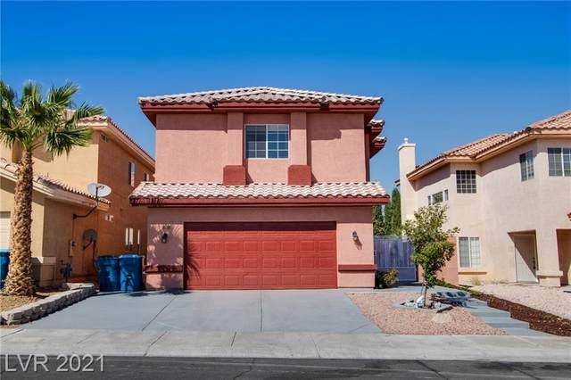 8520 Gold Flash Avenue, Las Vegas, NV 89129 (MLS #2335423) :: Lindstrom Radcliffe Group