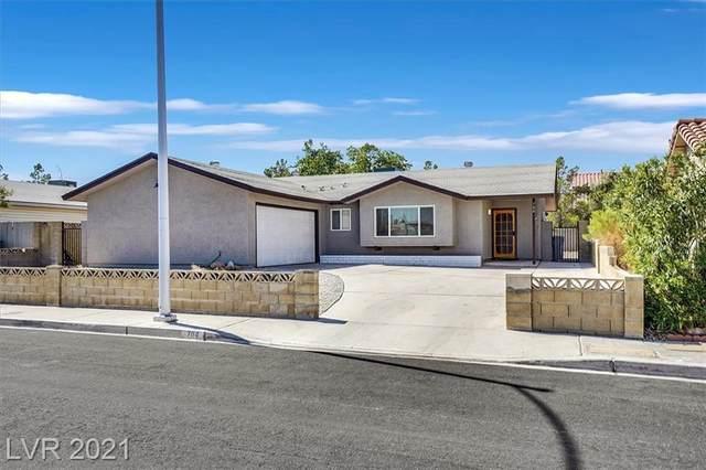 704 Thrush Drive, Las Vegas, NV 89145 (MLS #2335432) :: The Chris Binney Group | eXp Realty
