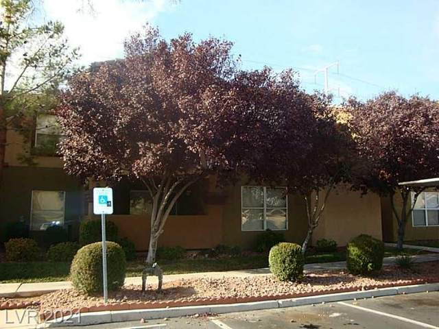 5055 W Hacienda Avenue #1031, Las Vegas, NV 89118 (MLS #2335433) :: Galindo Group Real Estate