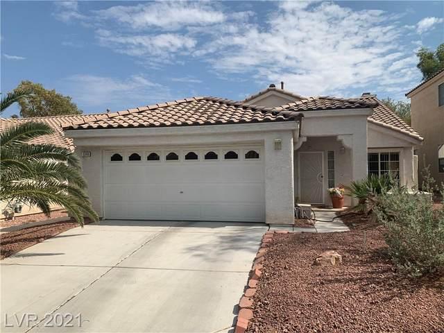 3348 Steppe Street, North Las Vegas, NV 89032 (MLS #2335442) :: Signature Real Estate Group