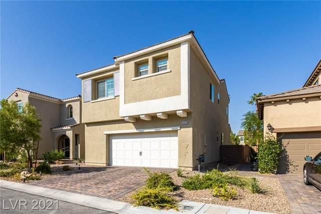 6869 Black Ash Street, Las Vegas, NV 89148 (MLS #2335443) :: Signature Real Estate Group