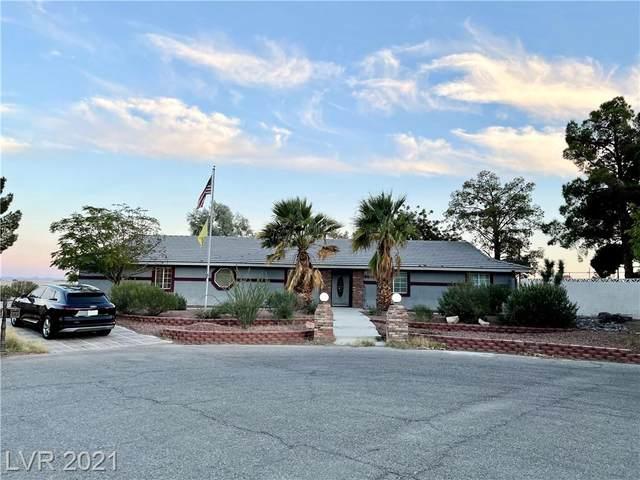 6070 Mann Street, Las Vegas, NV 89118 (MLS #2335453) :: Galindo Group Real Estate