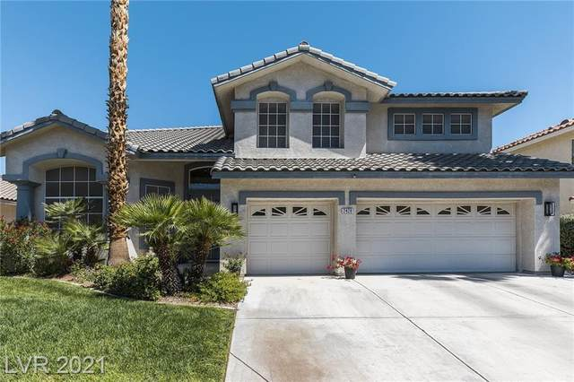 2428 Tour Edition Drive, Henderson, NV 89074 (MLS #2335456) :: Galindo Group Real Estate