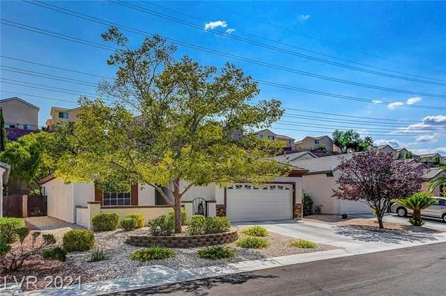 2437 Hamonah Drive, Henderson, NV 89044 (MLS #2335461) :: Galindo Group Real Estate