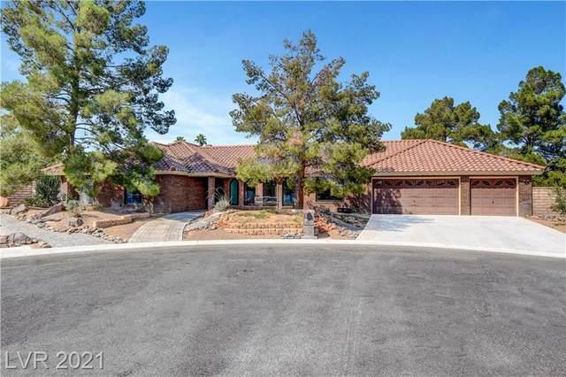 1861 Ski Slope Circle, Las Vegas, NV 89117 (MLS #2335467) :: Galindo Group Real Estate