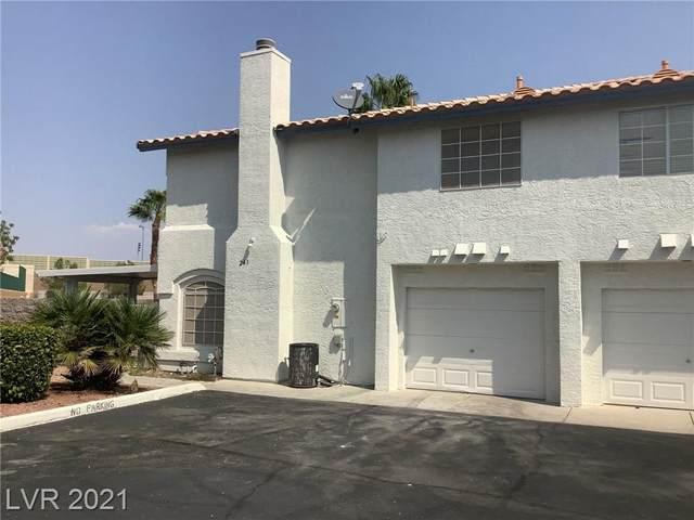241 Lucky Star Street, Las Vegas, NV 89145 (MLS #2335477) :: Galindo Group Real Estate