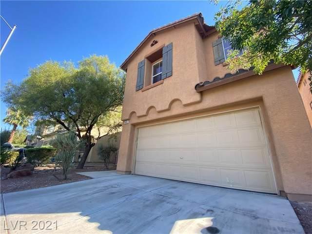 5636 Siena Rose Street, North Las Vegas, NV 89031 (MLS #2335480) :: Keller Williams Realty