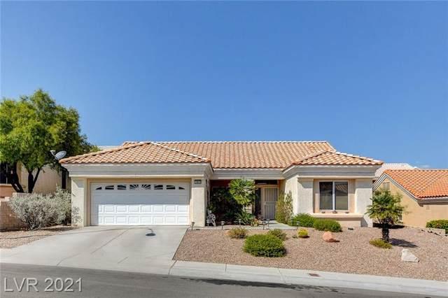 10820 Clarion Lane, Las Vegas, NV 89134 (MLS #2335484) :: Lindstrom Radcliffe Group