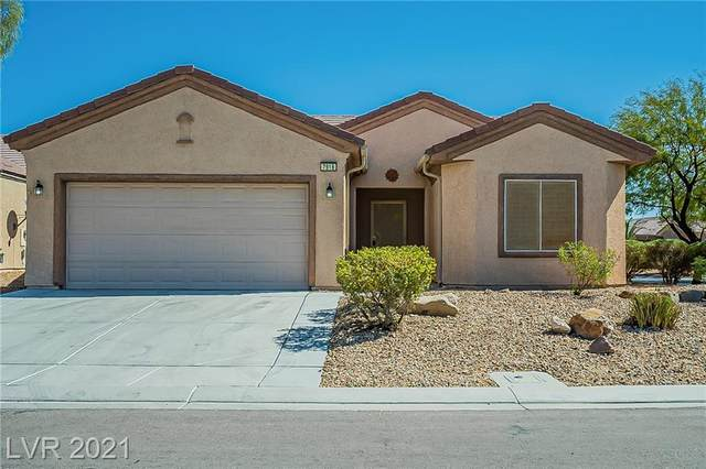 7918 Crested Starling Court, North Las Vegas, NV 89084 (MLS #2335495) :: The Melvin Team