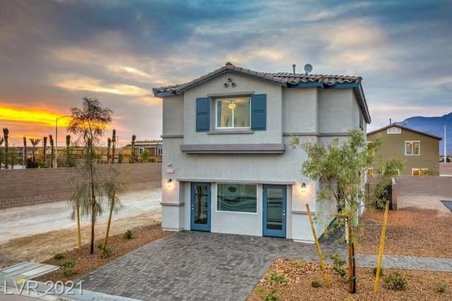 3827 Ramura Avenue #26, North Las Vegas, NV 89084 (MLS #2335500) :: Galindo Group Real Estate
