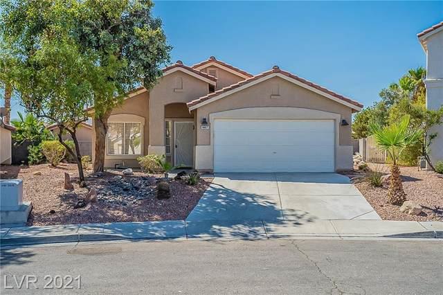4447 Sparkle Crest Avenue, North Las Vegas, NV 89031 (MLS #2335504) :: The Melvin Team