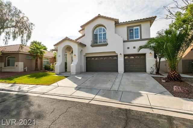 3061 Blazing Creek Way, Henderson, NV 89052 (MLS #2335511) :: Custom Fit Real Estate Group