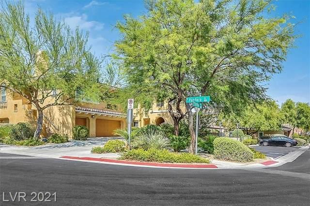 860 Pantara Place #2008, Las Vegas, NV 89138 (MLS #2335518) :: Lindstrom Radcliffe Group