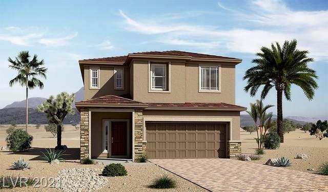 6239 Pacific Sky Street, North Las Vegas, NV 89081 (MLS #2335521) :: Galindo Group Real Estate
