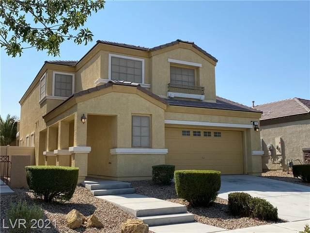 3787 Van Ness Avenue, North Las Vegas, NV 89081 (MLS #2335525) :: Lindstrom Radcliffe Group