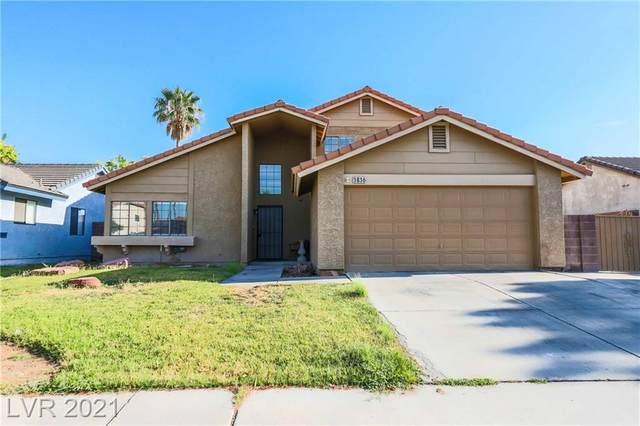 1836 Navarre Lane, Henderson, NV 89014 (MLS #2335536) :: Galindo Group Real Estate