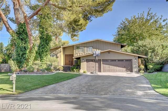 2301 Driftwood Drive, Las Vegas, NV 89107 (MLS #2335543) :: Jack Greenberg Group