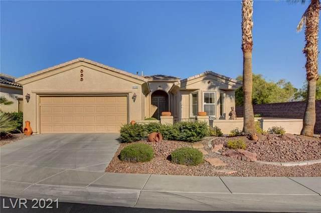 4120 Matina Bella Street, Las Vegas, NV 89135 (MLS #2335544) :: Galindo Group Real Estate