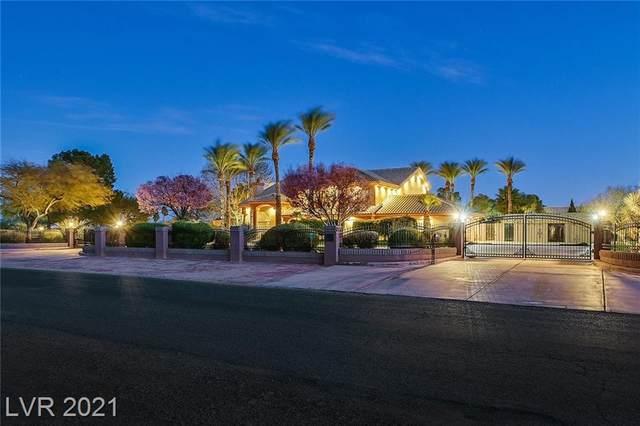 5780 W Oquendo Road, Las Vegas, NV 89118 (MLS #2335551) :: ERA Brokers Consolidated / Sherman Group