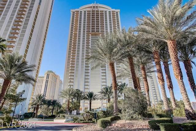 145 Harmon Avenue #2020, Las Vegas, NV 89109 (MLS #2335559) :: Jack Greenberg Group