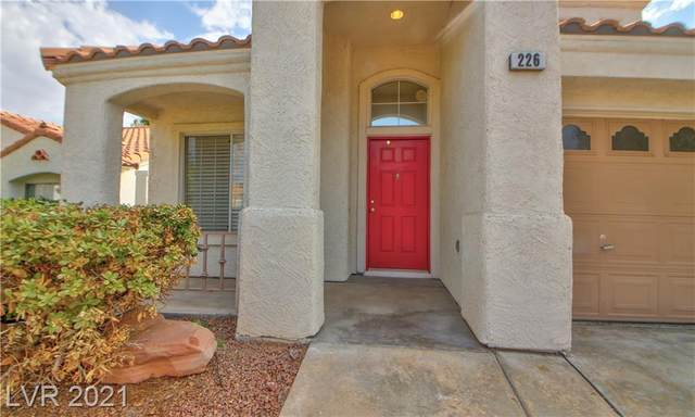 226 Misty Garden Street, Henderson, NV 89012 (MLS #2335562) :: ERA Brokers Consolidated / Sherman Group