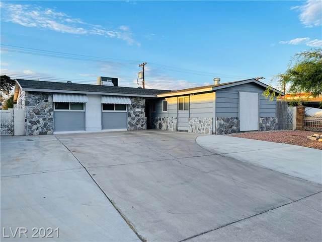 3008 Roseville Way, Las Vegas, NV 89102 (MLS #2335567) :: Jack Greenberg Group